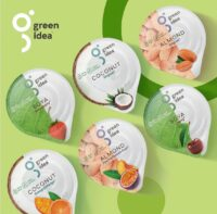 Green Idea/соевые йогурты и сыры